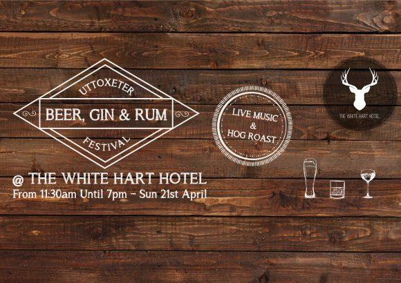 UTTOXETER BEER, GIN & RUM FESTIVAL
